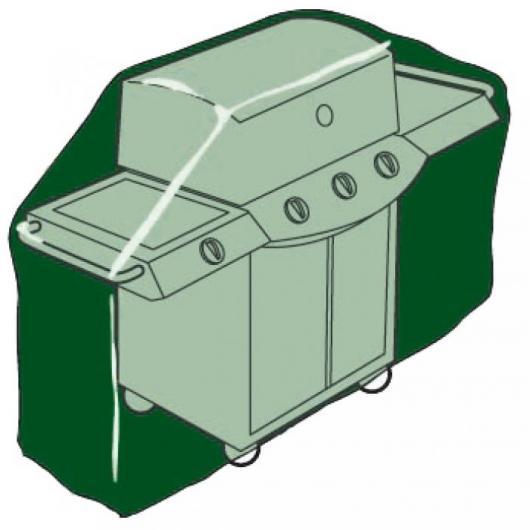 Grande bâche en polyéthylène pour barbecues