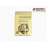 Té verde Matcha in polvere Ceremonial Clearspring, 30 g