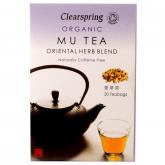 Té Mu Clearspring, 40 g