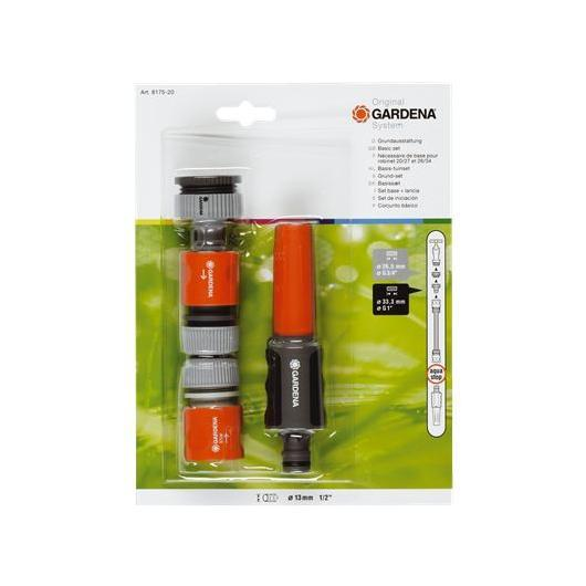 Kit básico para mangueras GARDENA