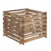 Compostiera di legno Mezzito