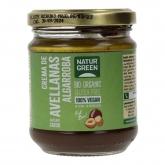 Crema di nocciola e carruba Naturgreen, 200 g
