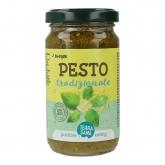 Pesto tradicional BIO, Terrasana, 180 gr