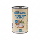 Leite de Côco BIO, Terrasana, 400 ml