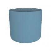 Vaso B.for Soft redondo Azul Vintage 18 cm