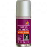 Desodorizante em creme bagas nórdicas BIO, Urtekram, 50 ml
