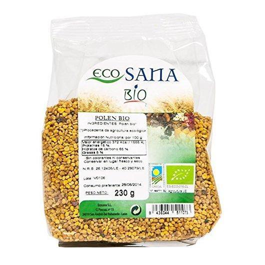 Polline bio Ecosana, 230gr