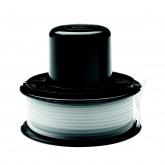 Bobina de hilo para cortabordes modelos golpeo Black&Decker
