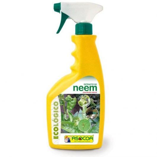 Spray Olio di Neem pronto all'uso 600ml