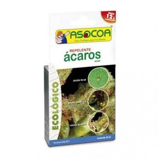 Extracto de Liliáceas, sapotáceas y brásicas Acaricida 30 ml