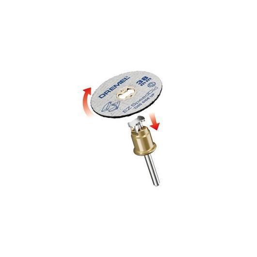 Disco da taglio per metallo 38 mm (SC456)