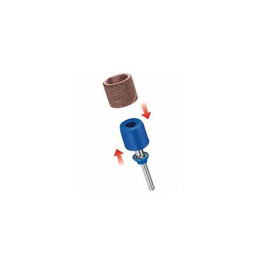 Mandril EZ SpeedClic + 2 bandas de lija 13 mm (SC407)