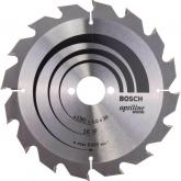 Disque coupe du bois pour scie circulaire 190 x 30 mm