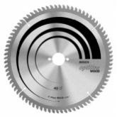 Disco de corte amdeira para serra de esquadra 250x30 mm