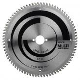 Disco de corte multimaterial para mesa de corte 250x30 mm