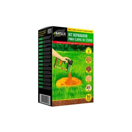 Kit de réparation pour pelouse