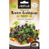 Semillas germinado Rabanito Sango Eco