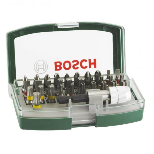 Set de 32 piezas Bosch para atornillar