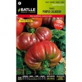 Sementes de Tomate Purple Calabash