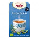 Yogi Tea BIO Respiration Profonde, 17 sachets