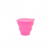 Pink collapsible steriliser