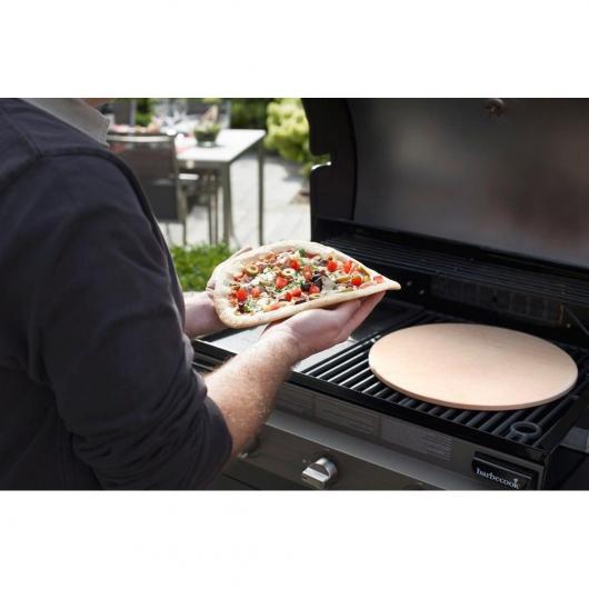 Plato para pizza barbecook por 27 45 en planeta huerto for Platos de pizza