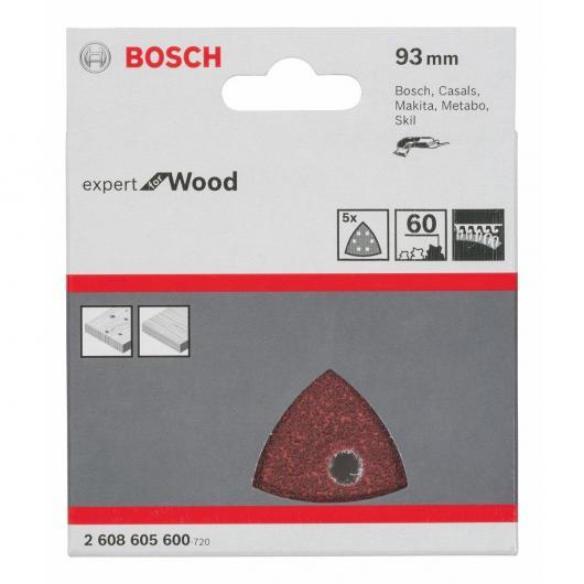 5 abrasifs pour bois pour ponceuses Delta