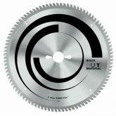 Disque de coupe matériaux multiples pour scie à onglet 254 x 30 mm