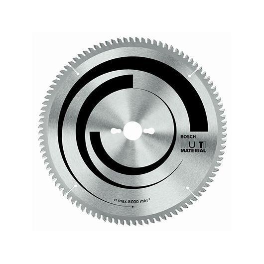 Disco corte multimaterial para ingletadora 254x30 mm