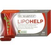Lipohelp Marnys, 60 cápsulas