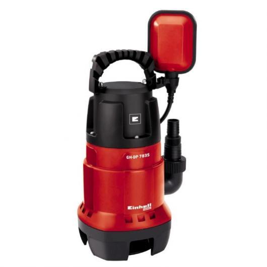 Pompe submersible pour eaux propres Einhell GH-DP 7835