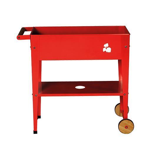Tavolo da coltivazione Troller Rosso