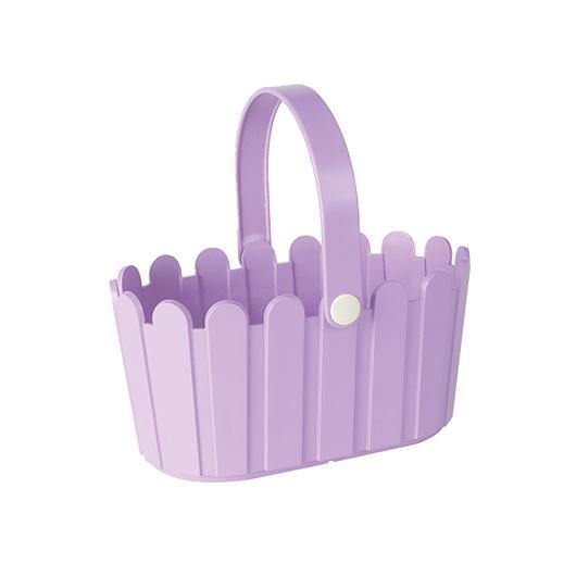 Panier violet