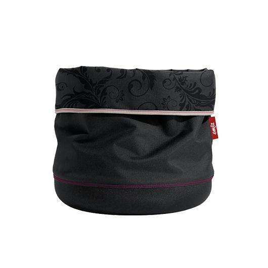 Pot de fleurs Textil Soft Bag 25 cm Anthracite