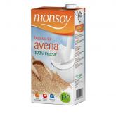 Bebida de Aveia BIO Monsoy, 1 L