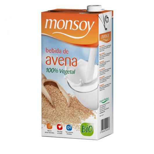 Bevanda Avena Monsoy bio 1L