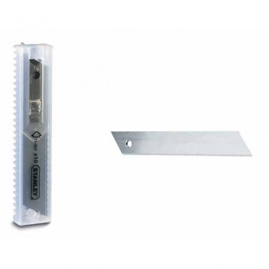 10 lames de cutter 9 mm
