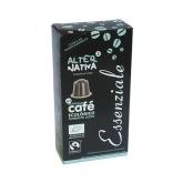 Capsule di Caffè Essenziale Bio Alternativa, 10 uds 5 g
