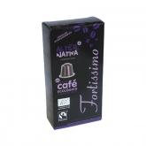 Capsule di Caffè Fortissimo Bio Alternativa, 10 unità 5 g