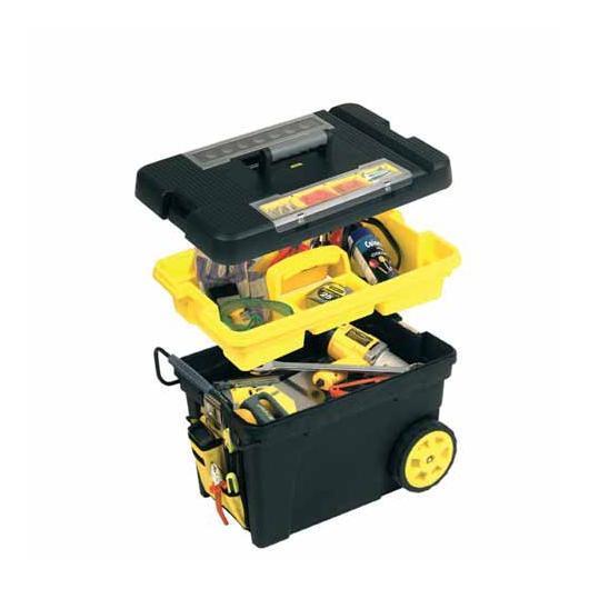 Atelier mobile Stanley avec organisateur d'outils