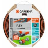 Set tubo Flex Gradena 15mm 20m