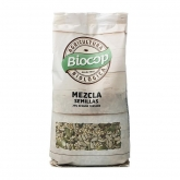 Mistura de sementes de gergilim tostado Biocop, 250 gr