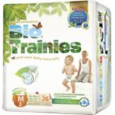 Biotrainies pull-up nappies M (12-15kg) 26pcs