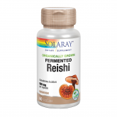 Reishi 500 mg Solaray, 60 capsule
