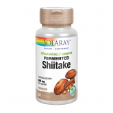 Shiitake 500 mg Solaray, 60 capsule