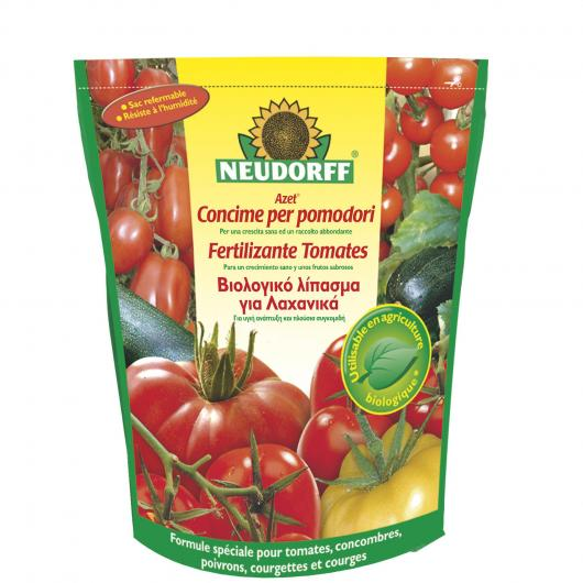 Fertilisant bio pour tomates 1,75 kg