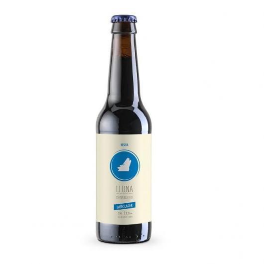 Cerveza Lluna Negra 33cl