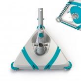 Pulisci-fondo triangolare flessibile deluxe Bayrol