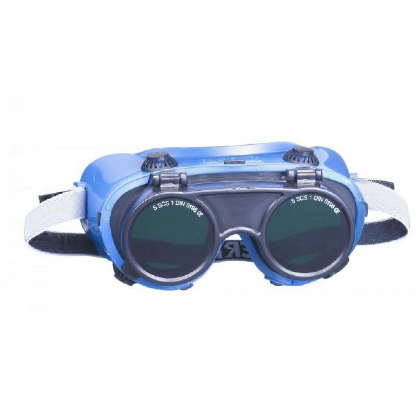 Occhiali di protezione per saldatura SB KWB per € 13,35 in Planeta Huerto