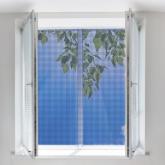 Zanzariera per porte e finestre 130x150 cm, Habitex